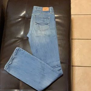 Abercrombie & Fitch 4R Bootcut Jeans